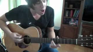 """Iris""-Goo Goo Dolls (acoustic cover)"