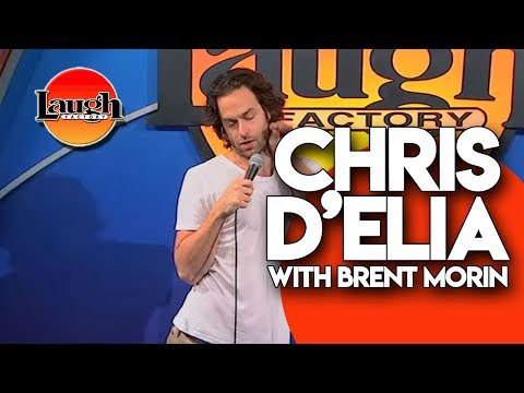 Chris D'Elia - Real Singing