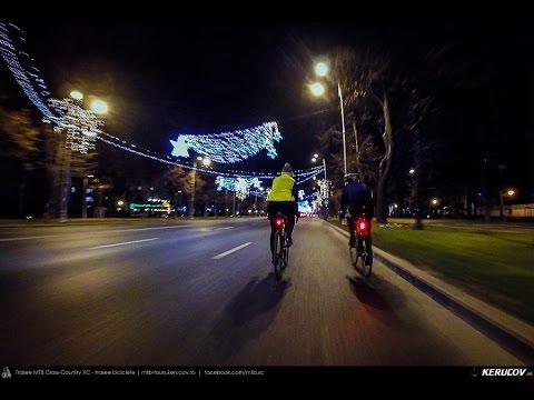 VIDEOCLIP Miercurea Bicicletei / tura 7 decembrie 2016 [VIDEO]