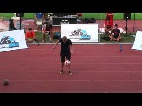 Super Ball 2012 Prague - SEMIFINAL #1 - Andrew Henderson (UK) vs Turlakov (RUS)