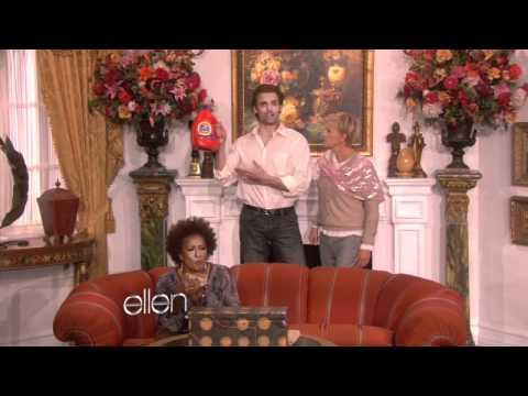 Ellen-s in a Soap Opera!