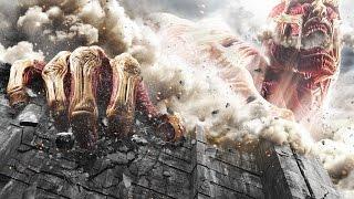 「進撃の巨人」真人版電影預告曝光,復仇者馬上被比下去了。
