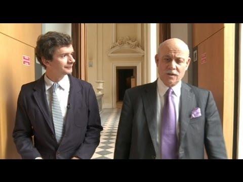 euronews interview - Jeremy Rifkin: consciência da biosfera