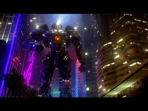 Triler oficial en HD de Pacific Rim