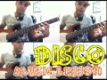Aula de Baixo│Aprenda a tocar Disco Music│ ViniBass® (Full HD)