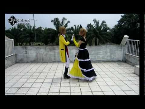 [Unlimited Cosplay Team] Cantarella (Rin Kagamine & Len Kagamine) Vocaloid dance cover cosplay