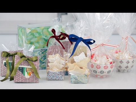interior design brilliant holiday cookie wrapping ideas - Christmas Cookie Gift Ideas