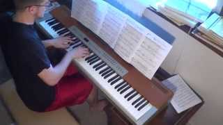 Frozen - Love Is An Open Door - Instrumental Only Piano Cover