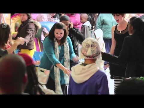 Nelson Mandela Metropolitan University Flash Mob