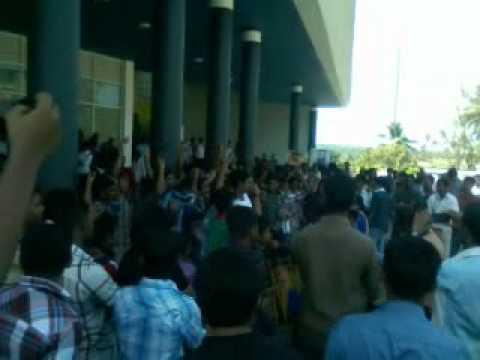 Casanova malayalam movie  first day celebrations and crowd at evm perumbavoor