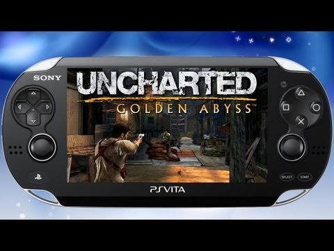 Uncharted: Golden Abyss 'PS Vita Trailer' [1080p] TRUE-HD QUALITY