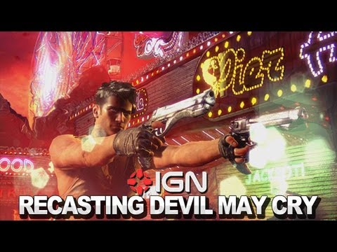 DmC: Recasting Devil May Cry