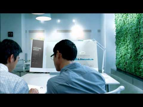 Microsoft Future Vision 2011 - future of productivity - HD