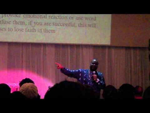 Unity in the Community w/ Gathering of The Young Masters (Seti, Polight, Umar Johnson) 2 of 6