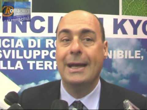Ecopolis 2009 alla Fiera di Roma - Sviluppo sostenibile, risparmio energetico e green economy