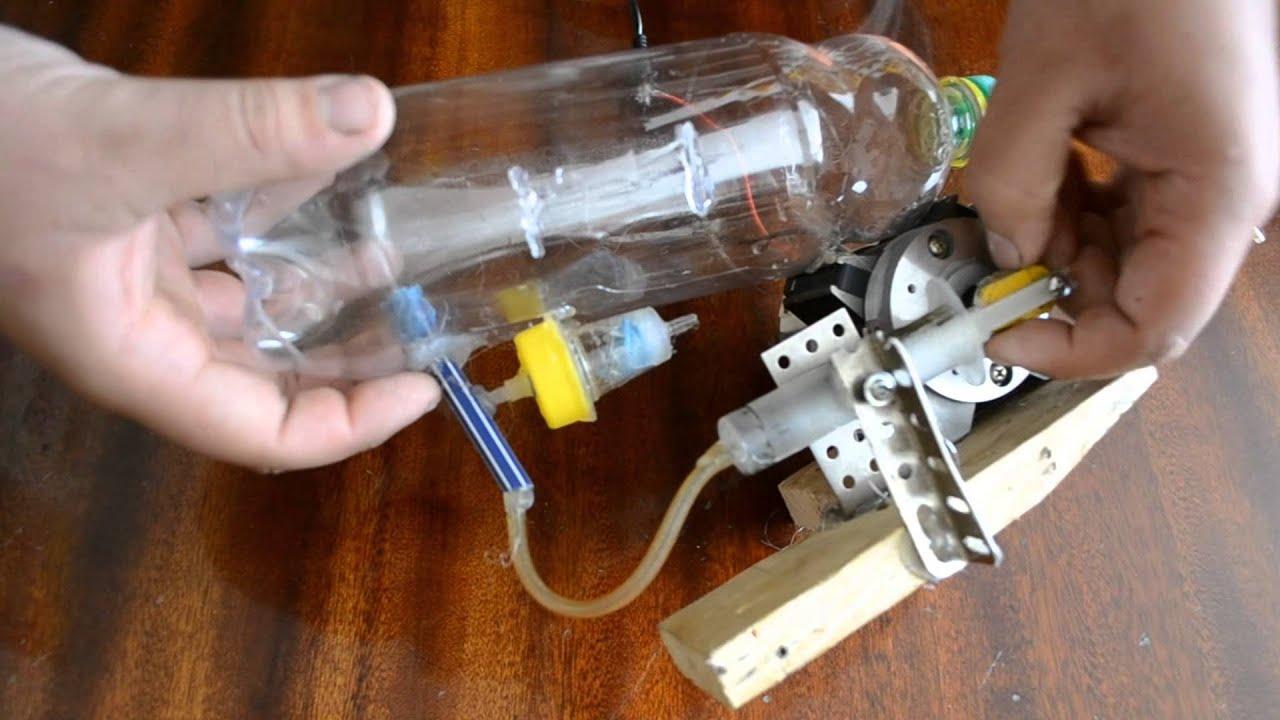 Компрессор для воздуха аквариума своими руками 47