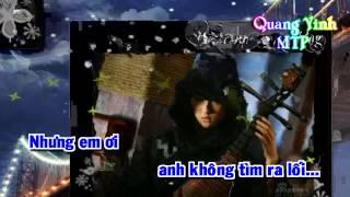 Quên Người Đã Quá Yêu-Hà Duy Thái - karaoke ( only beat )