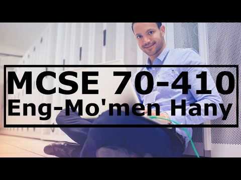 11-MCSE 70-410 (Installing and Configuring Windows Server 2012) (Implementing Storage)By Mo'men Hany