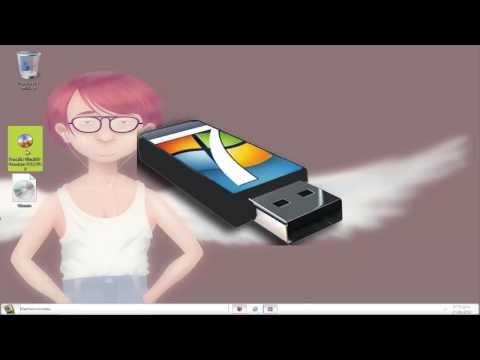 Como Crea una Memoria Usb Booteable con una imagen ISO