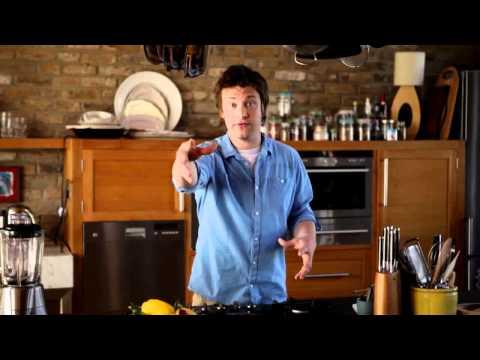 Jamie Oliver on 30-Minute Meals