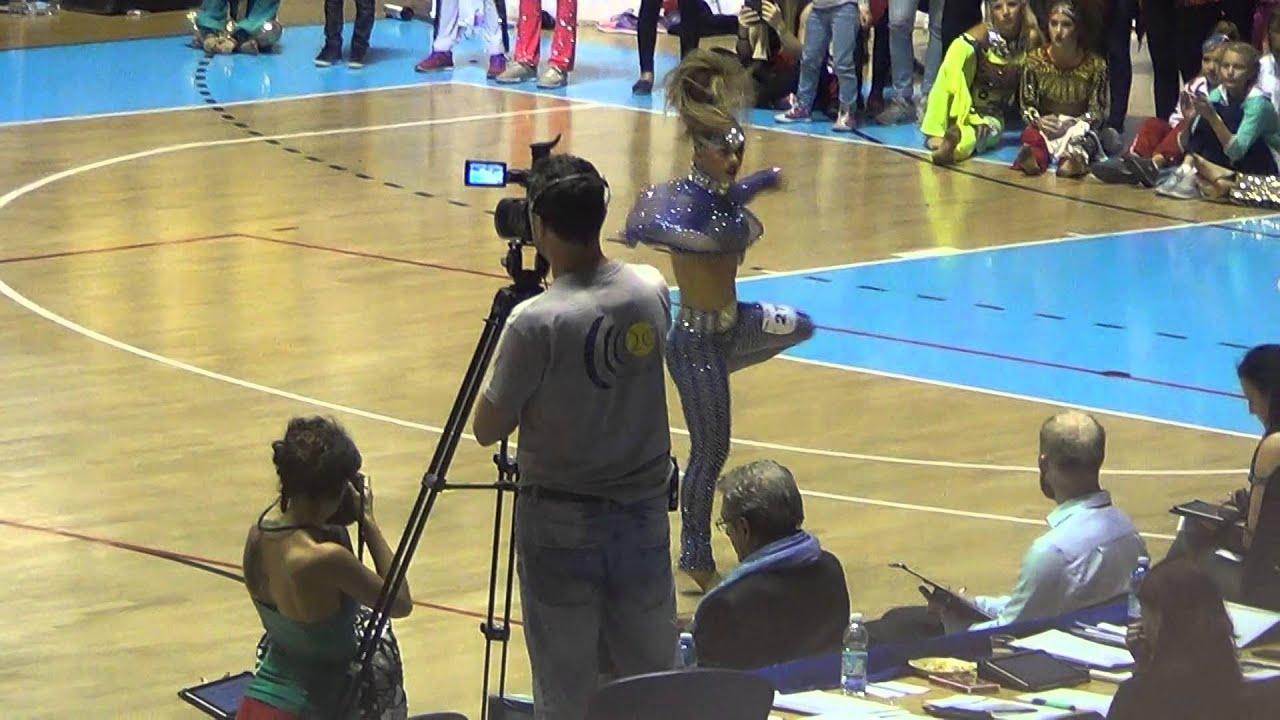 World Championship 2014 Turin (Torino) - Disco Dance - Bedigsten Hannah Lovise