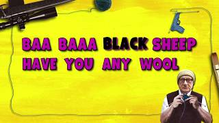 Baa Baaa Black Sheep Motion Poster