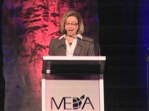 MEDA 2012 with Susan Schultz-Huxman
