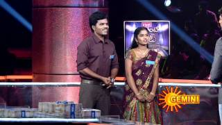 Jagapathi Babu's Ko Ante Koti – 1 Crore Game Show on 29-03-2012 (Mar-29) Gemini TV