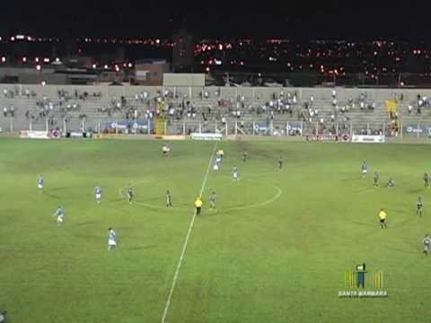 União Barbarense 2x3 Marília - Paulista A2 2010