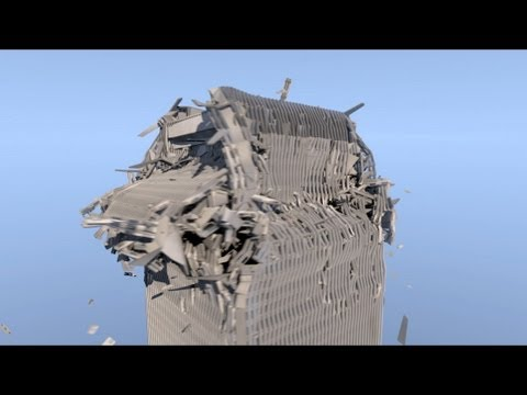 World Trade Center Simulation