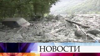 Сегодня вспоминают жертв трагедии в Кармадонском ущелье.