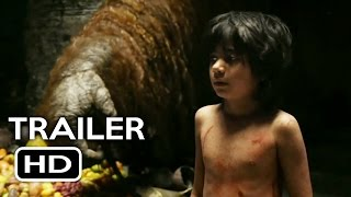 The Jungle Book Official Trailer #1 (2016) Scarlett Johansson Live-Action Disney Movie HD