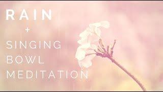 Monsoon Rain + Healing Tibetan Singing Bowl Music for MeditationMonsoon Rain + Healing Tibetan Singing Bowl Music for Meditation