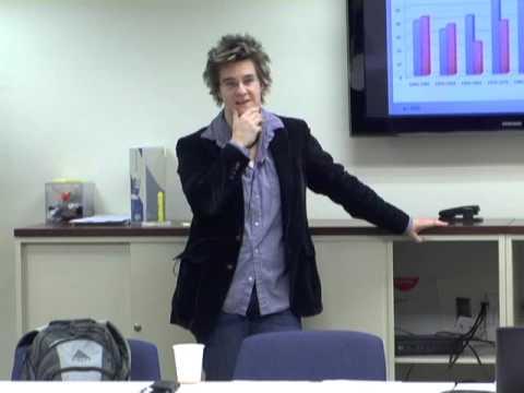 Dr. Erica Chenoweth - Civil Resistance Quantified (USIP/ICNC)