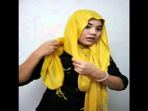 Cara Pakai Shawls - Colourful Collections