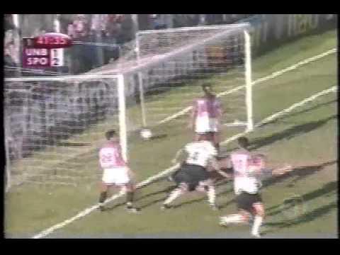Paulistão 2001: União 3x2 São Paulo (14/04 - SBO)