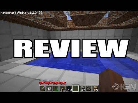 IGN's Minecraft Review Is Finally Here!