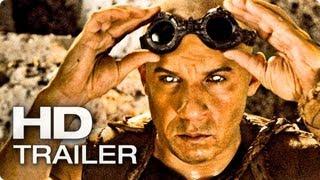 Exklusiv: RIDDICK Offizieller Trailer Deutsch German | 2013 Official Vin Diesel [HD]