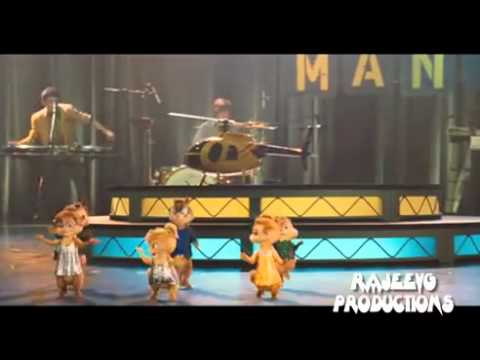 Munni Badnam Hui Darling Tere Liye Full Song - Chipmunks awesome song