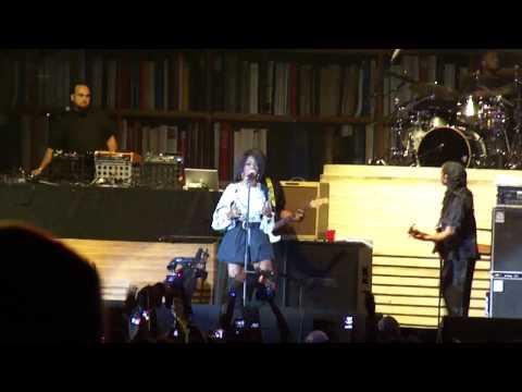 Lauryn Hill @ Rock The Bells San Bernadino