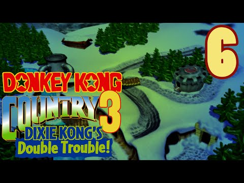 """Sniper God"" - Donkey Kong Country 3 - #6"