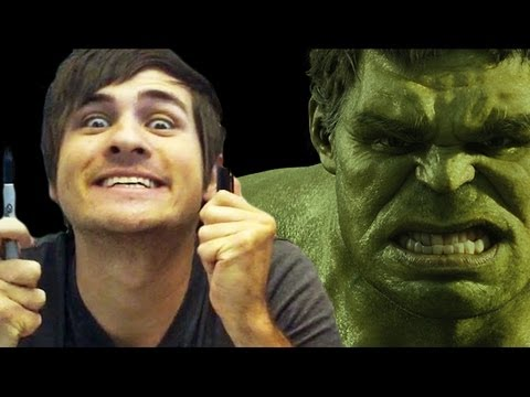 AVENGERS SPEED DRAWING FAIL!