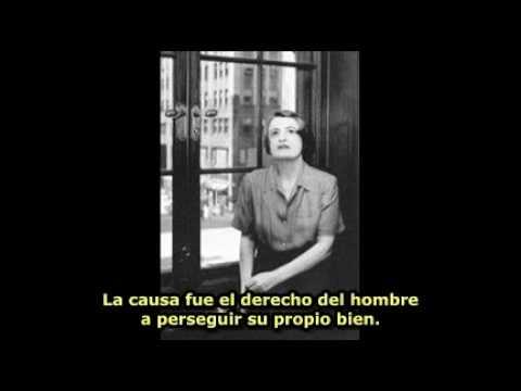 Ayn Rand: Qué es Capitalismo [5/5]