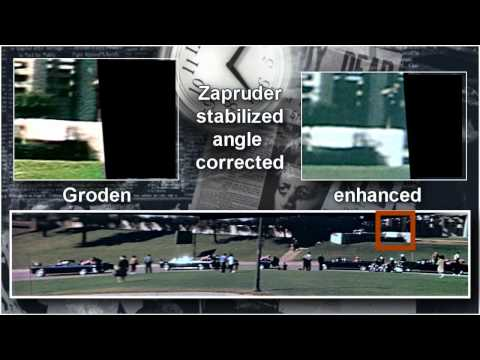 JFK Nix Film stabilized analyzed enhanced