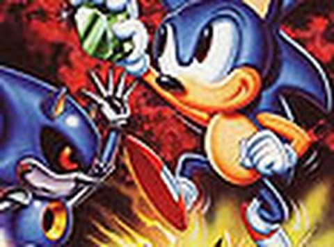 Classic Game Room - SONIC CD review for Sega CD