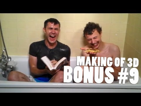 BONUS #9 MAKING OF 3D (Nous, les imberbes)