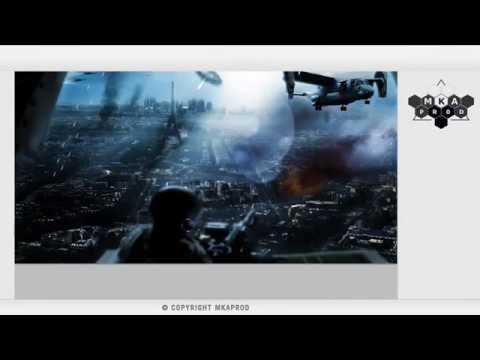 Speed Art - War Paris - Adobe Photoshop CS5 HD