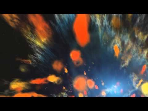 Amazing! Journey through the universe at the speed of light [HD]