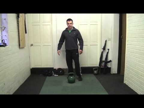 Kettlebell Exercise For Systema Power Generation And Movement Part 2