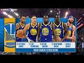 Фрагмент с начала видео Golden State Warriors vs Washington Wizards Full Game Highlights / Feb 28 / 2017-18 NBA Season